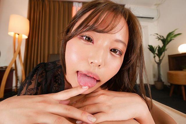 二階堂夢の痴女モードいちゃラブVR_舐めプレイ