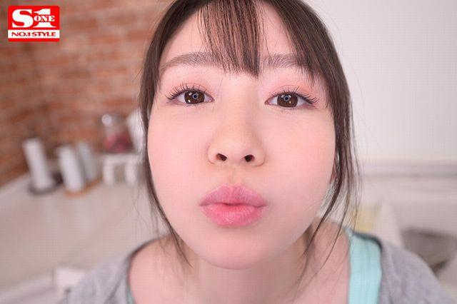 夢乃あいかの壁ドン密着VR_何度もキス